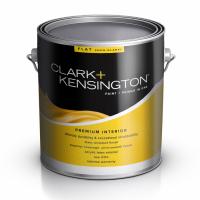 Краска для внутренних работ Clark Kensington Paint Primer in one Flat